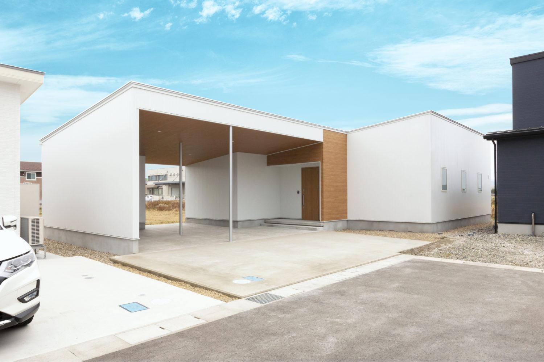 1,000万円台から建てる洗練されたデザイナーズハウス 「Simple Fit」